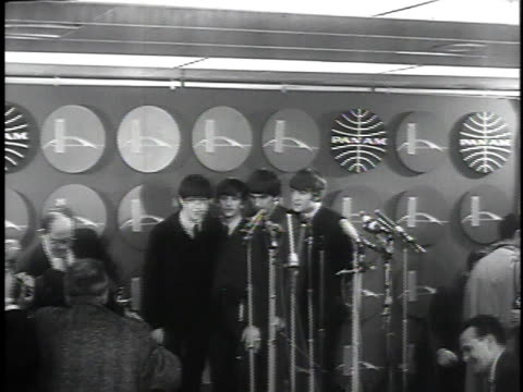 - the beatles stock videos and b-roll footage