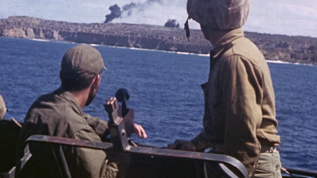 - battle of iwo jima stock videos and b-roll footage