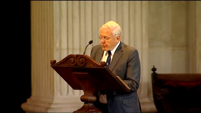 100th anniversary of captain scott expedition to south pole st paul's memorial service back view congregation at service sir david attenborough... - 100th anniversary stock videos & royalty-free footage