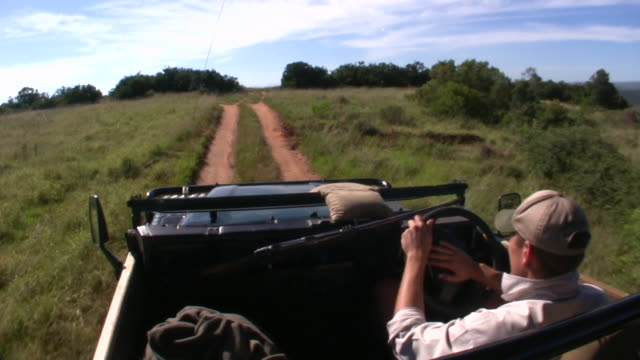 1080i Game Drive South Africa