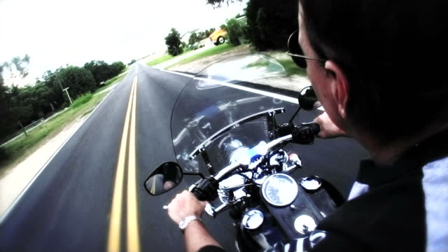 HD 1080i Motorcycle Ride 19