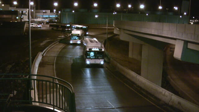 HD 1080i Traffic at Denver Airport
