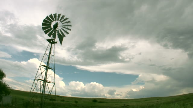 HD 1080i West Texas Windmill 4