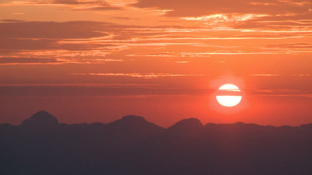 1080p: glacier sunrise at 2700m - dachstein mountains stock videos and b-roll footage