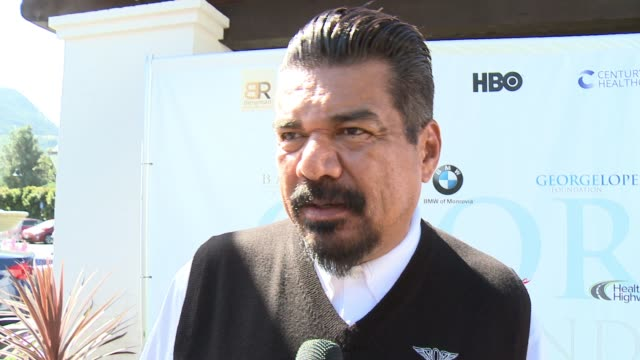10th annual george lopez foundation celebrity golf classic at lakeside golf club on may 1, 2017 in toluca lake, california. - toluca lake stock videos & royalty-free footage