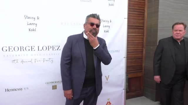 CLEAN 11th Annual George Lopez Foundation Celebrity Golf Classic PreParty on May 06 2018 in Los Angeles California