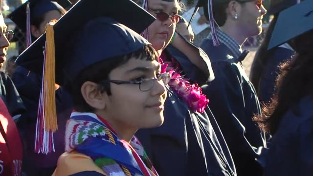 YearOld Boy Graduates from American River College on May 20 2015 Tanishq Abraham graduated from American River College in Sacramento with degrees in...