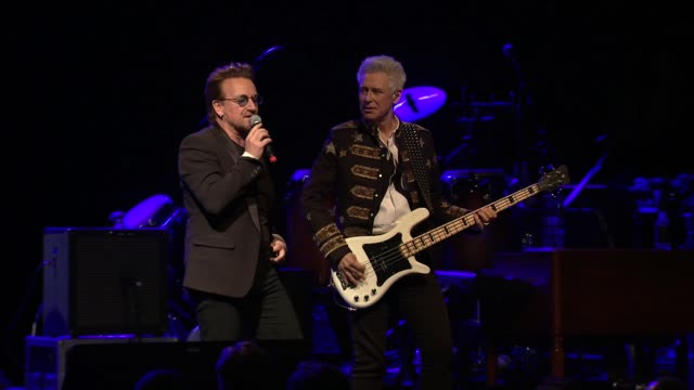 13th Annual Musicares Map Fund Benefit Concert Honoring Adam Clayton on June 25 2017 in New York City