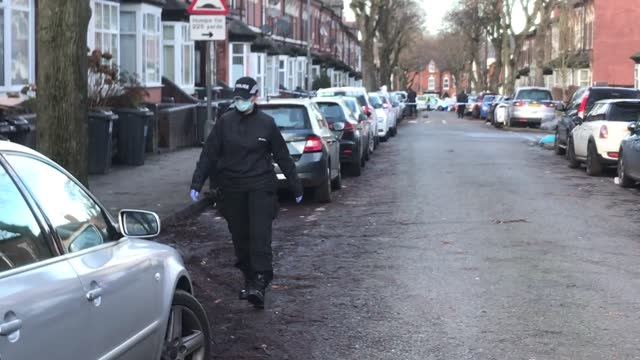year-old boy has been arrested on suspicion of murder after a teenager was killed in a street attack during which witnesses reported hearing... - handsworth stock videos & royalty-free footage