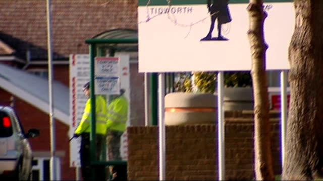 150th british soldier killed in afghanistan; england: hampshire: tidworth: tidworth army barracks - where 2nd battalion royal welsh regiment... - tidworth stock videos & royalty-free footage