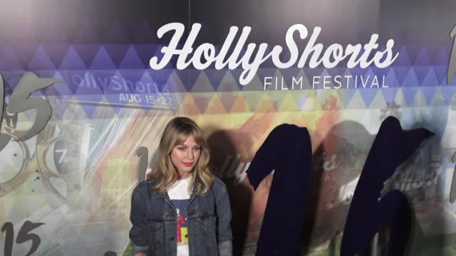 15th Annual Oscar Qualifying HollyShorts Film Festival Opening Night Gala on August 08 2019 in Hollywood California