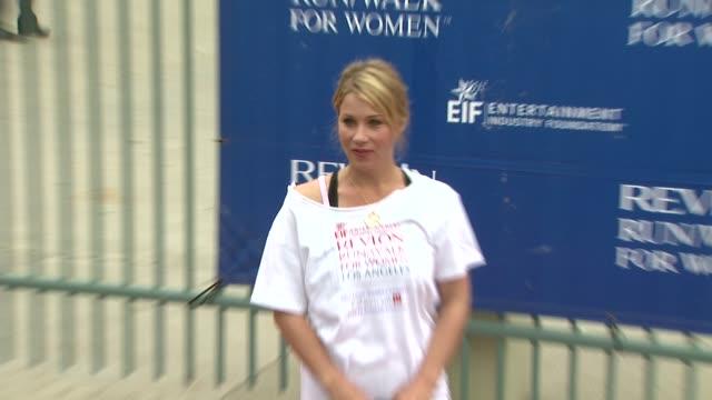 16th Annual EIF Revlon Run/Walk For Women Los Angeles CA United States 05/09/09