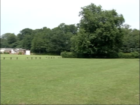 16yearold boy killed in Sittingbourne ENGLAND Kent Sittingbourne Gore Courts Cricket Club EXT General View Playing fields where 16yearold Michael...