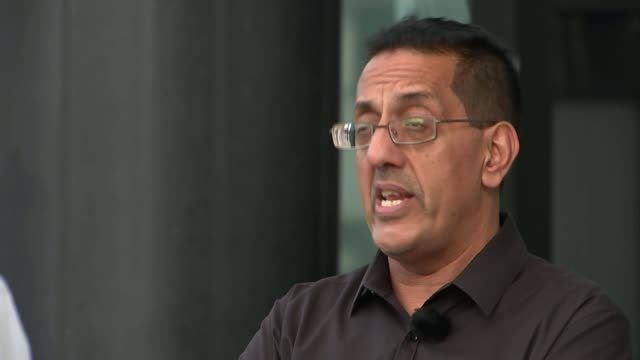year-old girl admits terror charges; nazir afzal talking to reporter nazir afzal interview sot - i have no doubt she would have posed a threat in the... - no doubt stock-videos und b-roll-filmmaterial