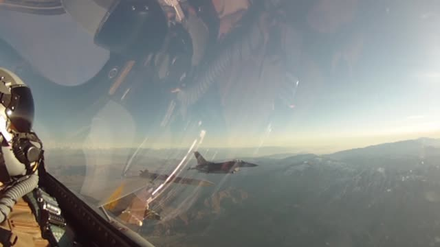 177th fighter wing njang f16c fighting falcon in flight and air to air refueling afghanistan - bagram stock videos & royalty-free footage