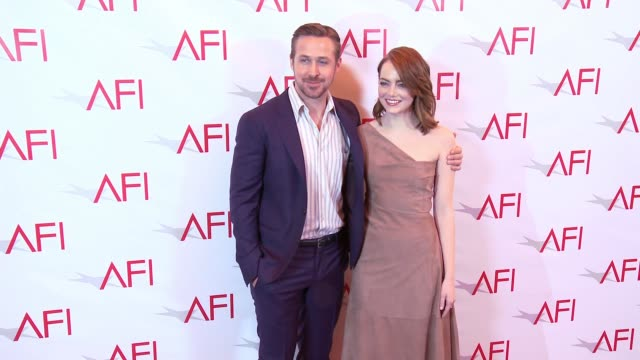 clean 17th annual afi awards at four seasons hotel los angeles at beverly hills on january 06 2017 in los angeles california - event capsule stock videos & royalty-free footage