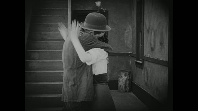 1910s A young woman's suitor is attacked by her father