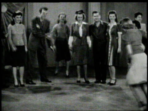 1940s WS dancers swinging with dramatic moves