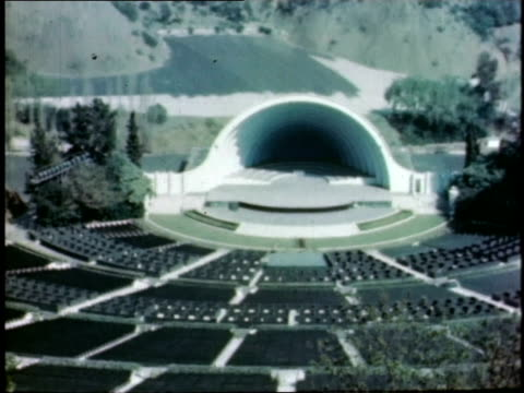 1940s Hollywood Bowl / Hollywood, California, United States