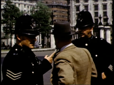 1940s montage crowd listening to speakers in hyde park / london, united kingdom - hyde park london stock videos & royalty-free footage