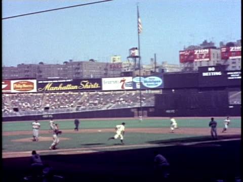 1950s WS PAN Yankee Stadium / New York, New York, USA