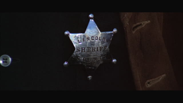 1970s CU Sheriff's badge