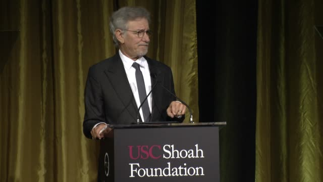 stockvideo's en b-roll-footage met clean 20th anniversary ambassadors for humanity gala by the usc shoah foundation at the hyatt regency century plaza on may 07 2014 in los angeles... - hyatt