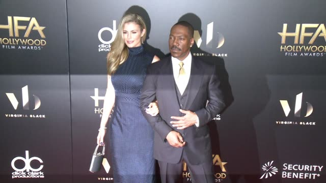 clean 20th annual hollywood film awards at the beverly hilton hotel on november 06 2016 in beverly hills california - eddie murphy stock videos & royalty-free footage