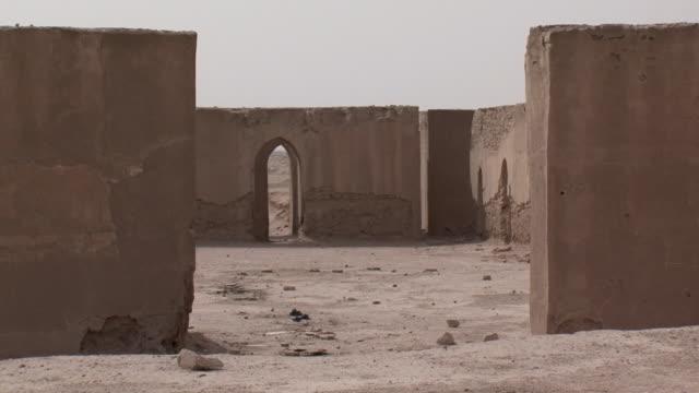 20th Jul 2009 WS ZO Kushla old Ottoman Empire era army base / Baghdad Iraq