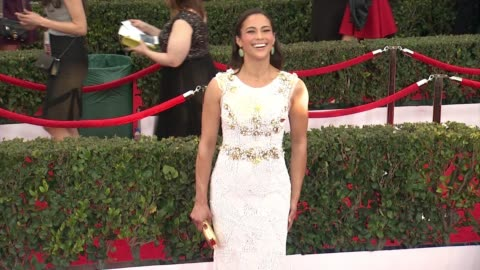 21st annual screen actors guild awards - arrivals at the shrine auditorium on january 25, 2015 in los angeles, california. - screen actors guild stock videos & royalty-free footage