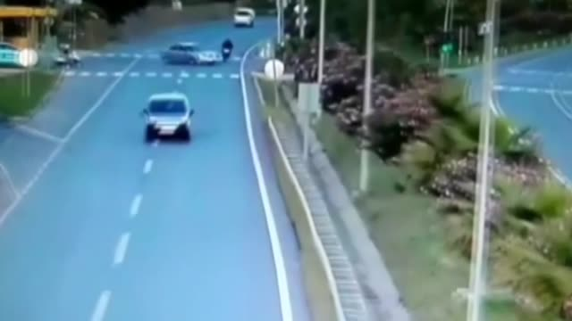 year-old motorcyclist was badly injured in antalya on may 11, 2020 when he was hit by a car and thrown several meters into the air. cctv shows the... - median nerve stock videos & royalty-free footage