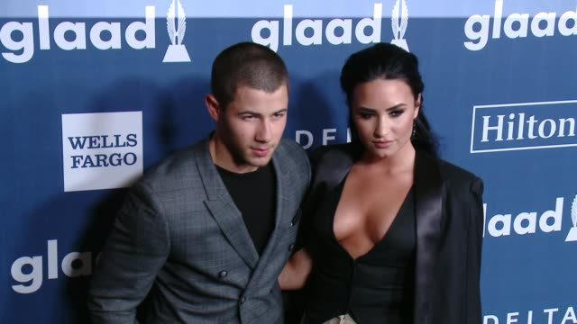 27th annual glaad media awards at the beverly hilton hotel on april 2, 2016 in beverly hills, california. - the beverly hilton hotel点の映像素材/bロール