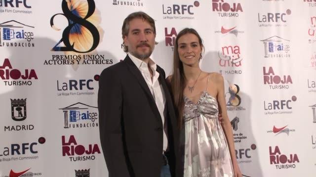 vídeos de stock e filmes b-roll de 28th union of actors and actress awards photocall - gala