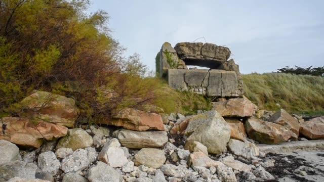 2nd World War coastal defence-Finistere