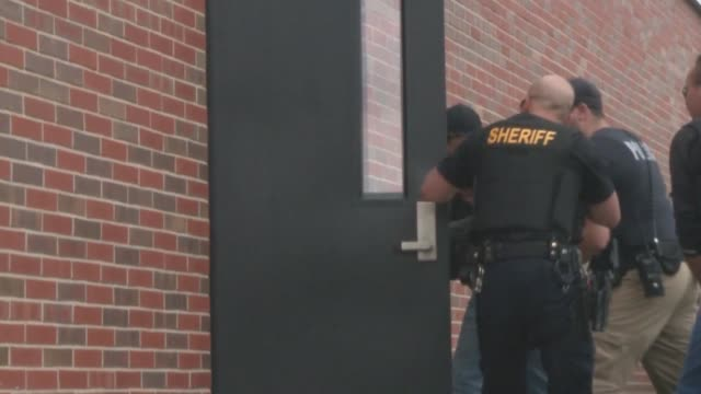 375th Security Forces Squadron partnered with St Clair County police in an active shooter exercise The exercise gave both law enforcement parties the...