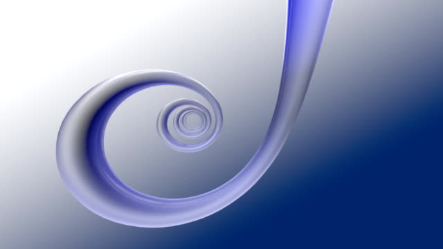 (loop)3d curves abstract background-hd - continuity stock videos and b-roll footage