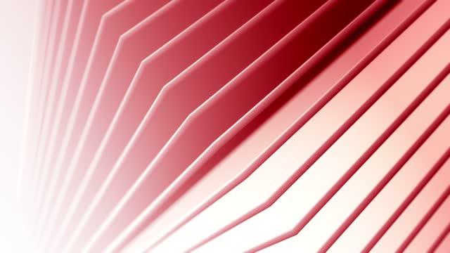 stockvideo's en b-roll-footage met 3d geometrische achtergrond. abstracte bedrijfstextuur voor videopresentatie. naadloze lus - gekanteld