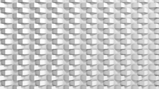 3d geometry background with real shadows. abstract motion design animation. computer generated. 4k uhd 3840x2160 - grey colour stock videos & royalty-free footage