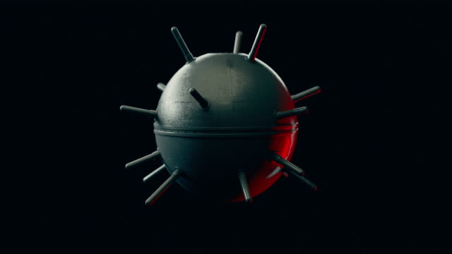 3d model of coronavirus - model object stock videos & royalty-free footage