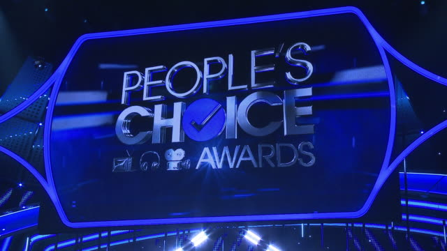 ATMOSPHERE 40th Annual People's Choice Awards Brad Paisley Rehearsal at Nokia Theatre LA Live on in Los Angeles California