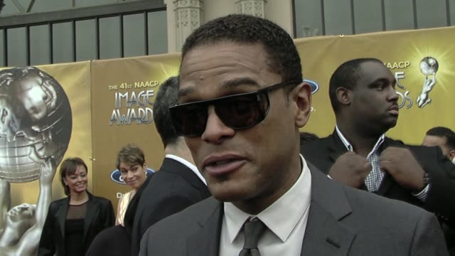 41st NAACP Image Awards Los Angeles CA United States 02/26/10