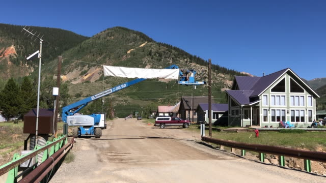 46th annual hardrockers holidays will be held from august 7-aug 9, 2020 to celebrate silverton's mining heritage. - colorado stock videos & royalty-free footage
