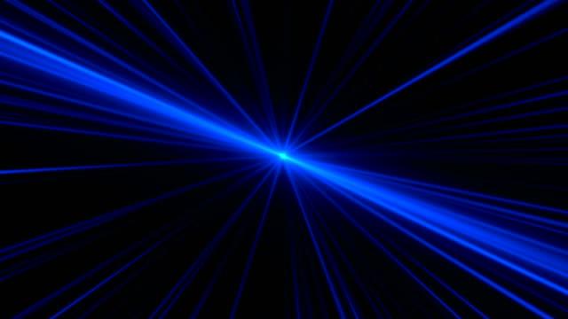 vídeos de stock e filmes b-roll de 4k absract light background - laser
