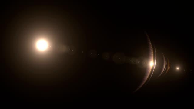 sfondo luce solare absract 4k - eccitazione video stock e b–roll