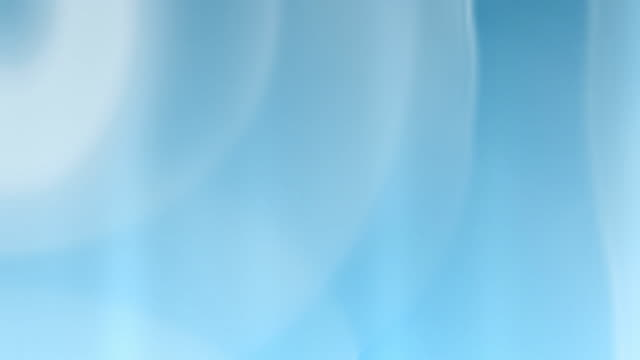 4k abstract background waving with blue. seamless loop - blue stock videos & royalty-free footage
