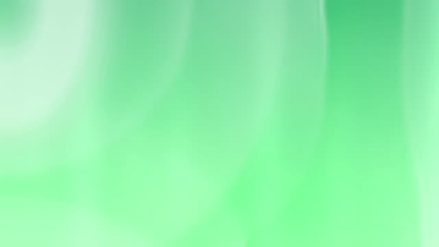 4k Abstract background waving with green. Seamless Loop