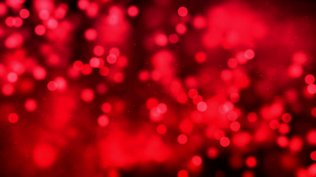 4k abstract bokeh particle background. seamless loop 30 seconds. check my page for deffrent backgrounds. - igniting stock videos & royalty-free footage