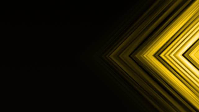 vidéos et rushes de 4k abstract geometry background loop (black and yellow) tile shaped stock vidéo - diamand