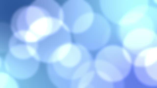 4 k abstrakte Glühend verschwommene Hintergrund. Nahtlose Loop