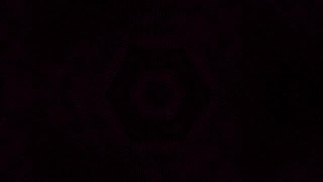 4k abstract illuminati background - seamless loop stock video - capital letter stock videos & royalty-free footage